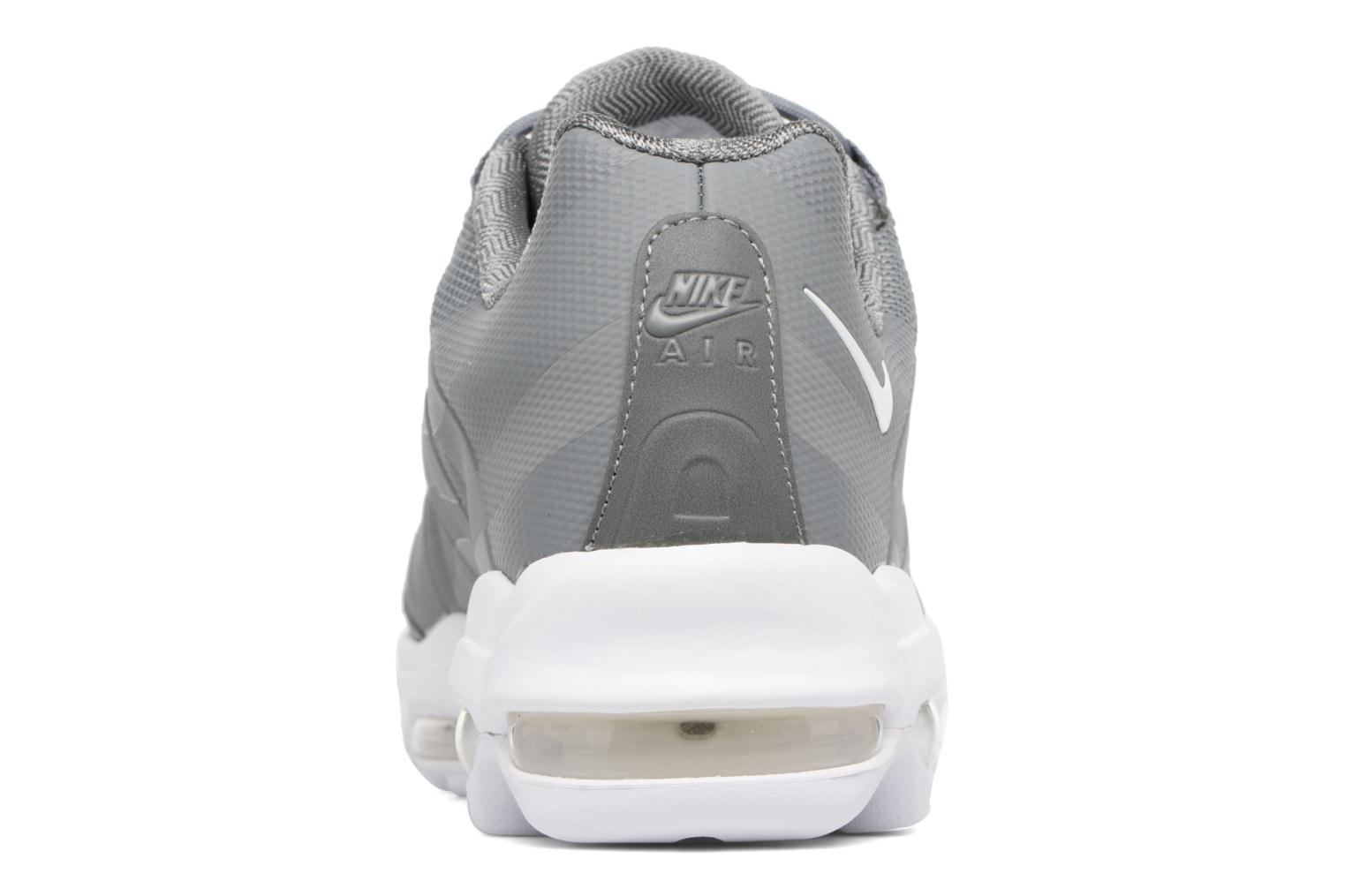 Trainers Nike Air Max 95 Ultra Essential Grey view from the right
