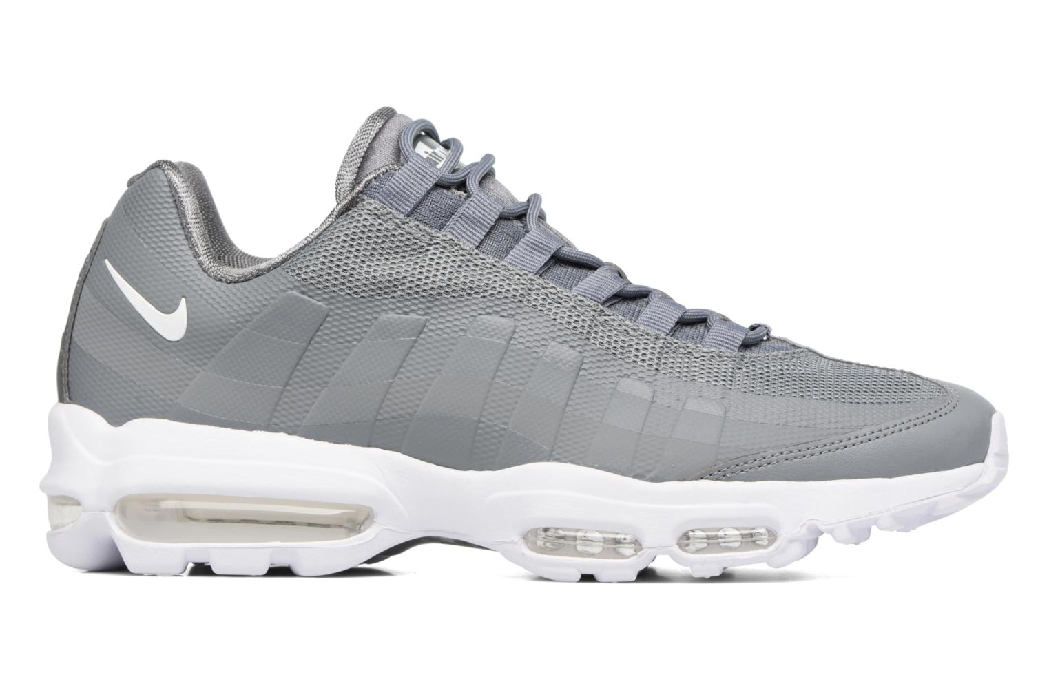 Trainers Nike Air Max 95 Ultra Essential Grey back view
