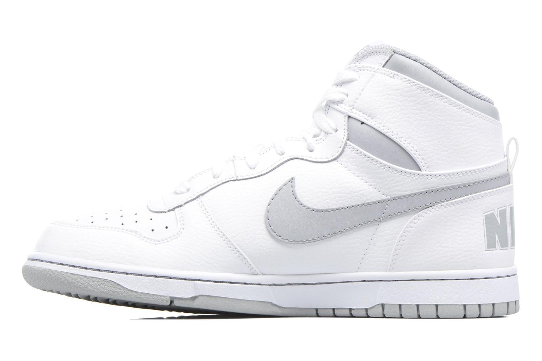 Sneaker Nike Big Nike High weiß ansicht von vorne