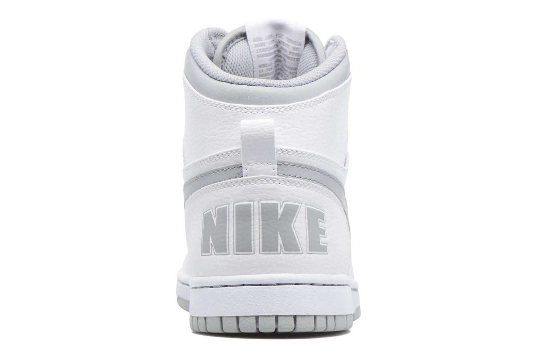 Baskets Nike Big Nike High Blanc vue droite