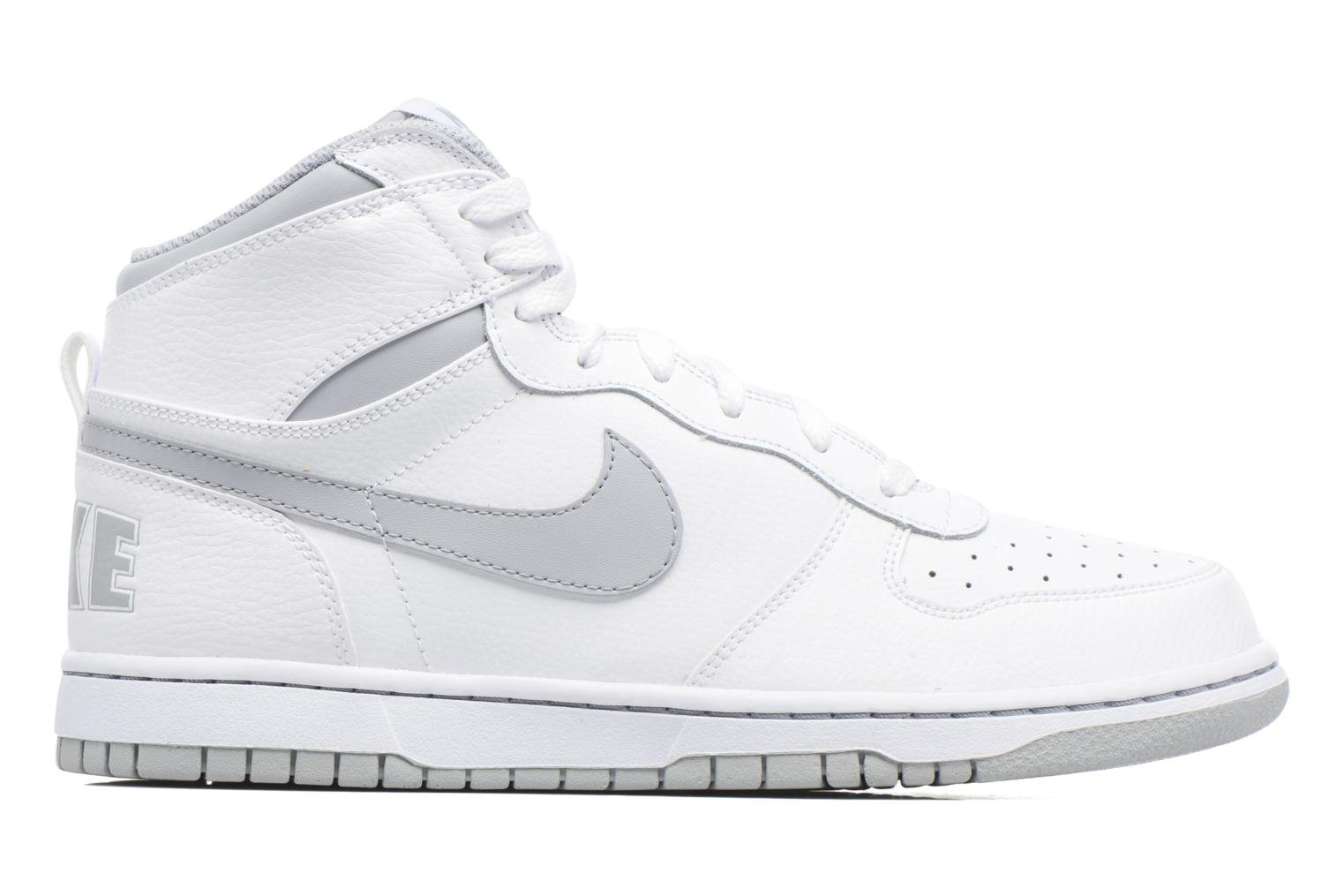 Trainers Nike Big Nike High White back view