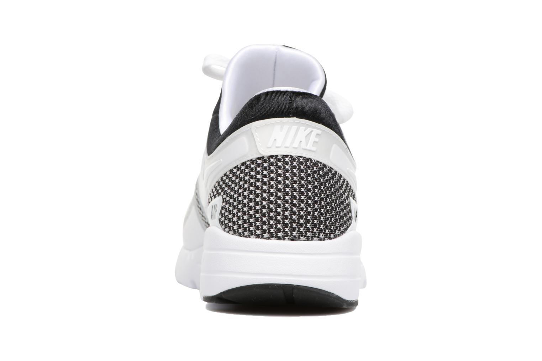 Baskets Nike Nike Air Max Zero Essential Blanc vue droite