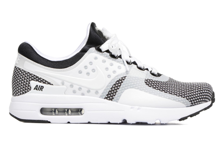 Trainers Nike Nike Air Max Zero Essential White back view