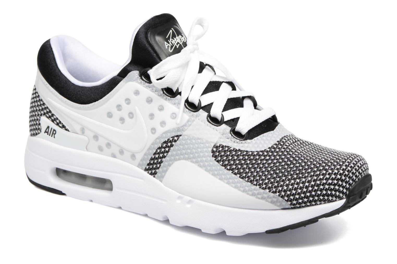 Baskets Nike Nike Air Max Zero Essential Blanc vue détail/paire