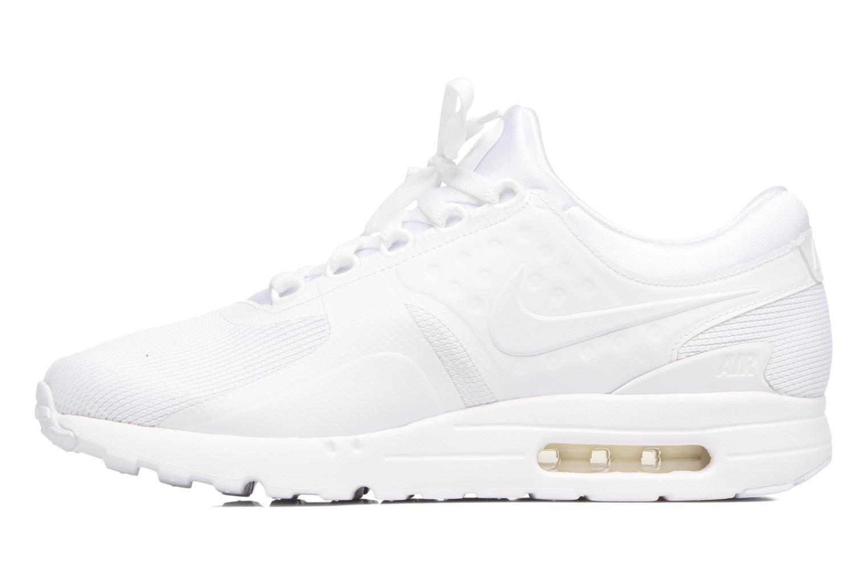 Deportivas Nike Nike Air Max Zero Essential Blanco vista de frente