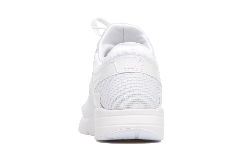 Deportivas Nike Nike Air Max Zero Essential Blanco vista lateral derecha