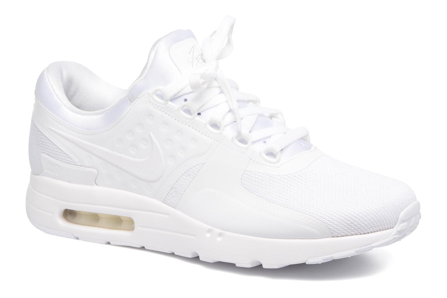 Nike Air Max Zero Essential White White Wolf Grey Pure Platinum