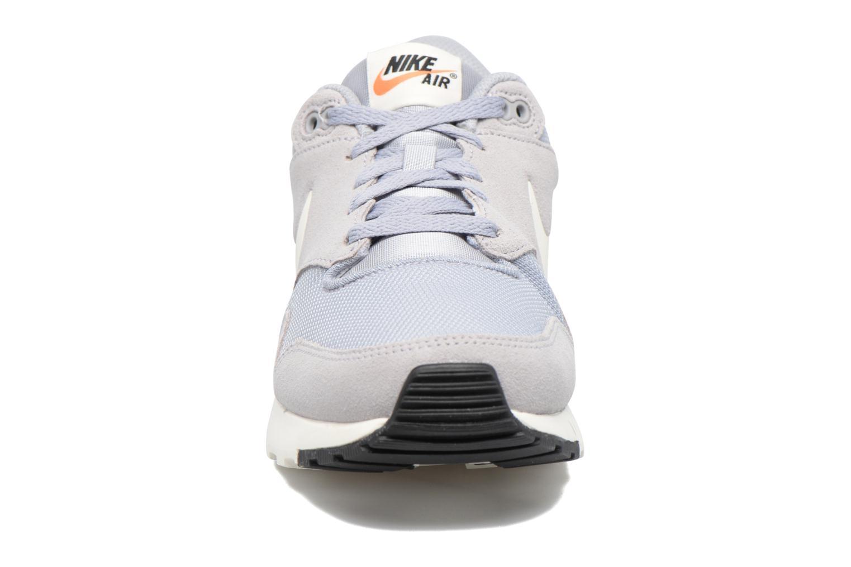 Sneaker Nike Nike Air Vibenna grau schuhe getragen