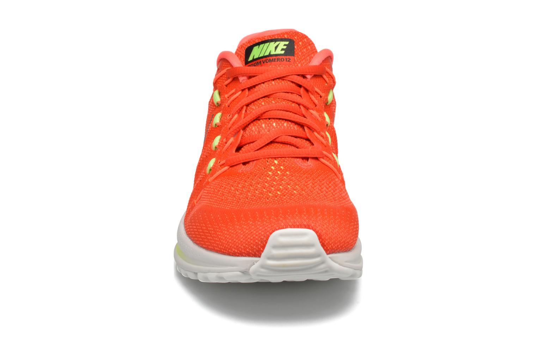 Chaussures de sport Nike Nike Air Zoom Vomero 12 Orange vue portées chaussures