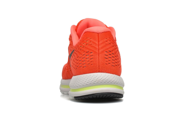 Chaussures de sport Nike Nike Air Zoom Vomero 12 Orange vue droite