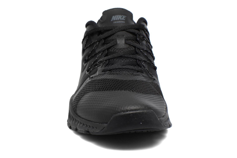 Chaussures de sport Nike Nike Zoom Train Complete Noir vue portées chaussures