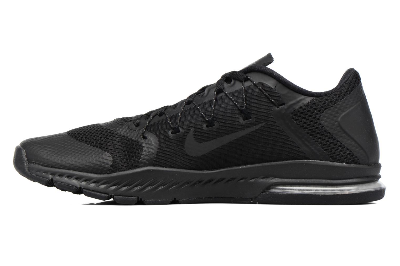 Sportschuhe Nike Nike Zoom Train Complete schwarz ansicht von vorne