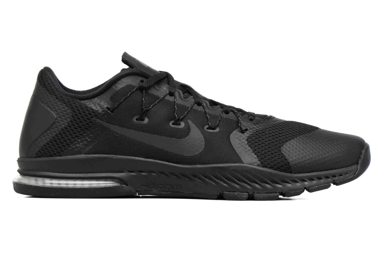 Sport shoes Nike Nike Zoom Train Complete Black back view