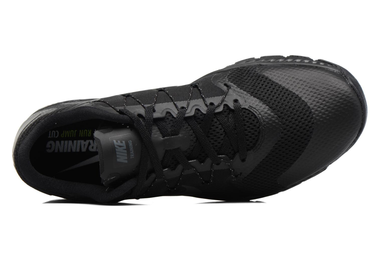 Zapatillas de deporte Nike Nike Zoom Train Complete Negro vista lateral izquierda