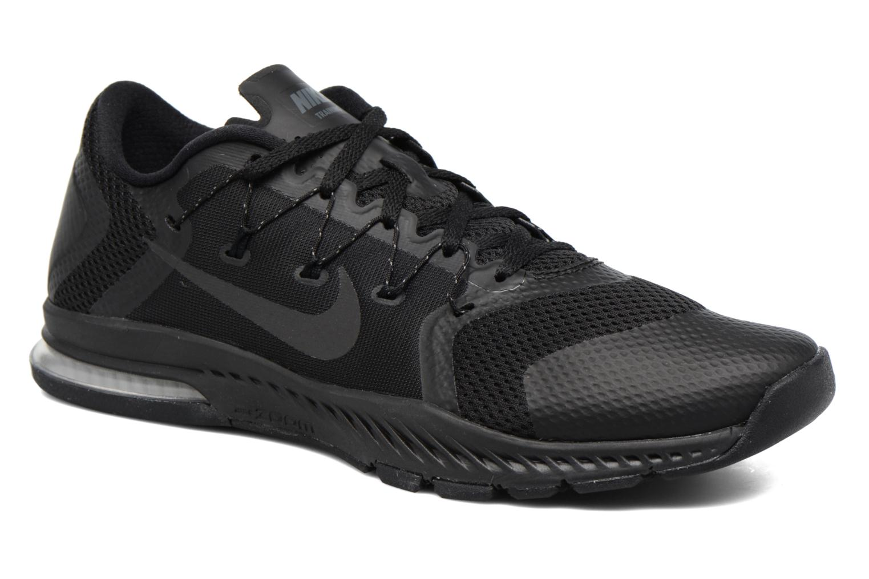 Chaussures de sport Nike Nike Zoom Train Complete Noir vue détail/paire