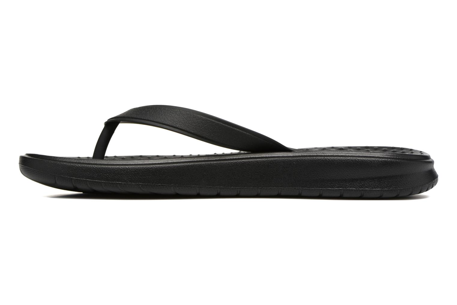 Infradito Nike Solay Thong Nero immagine frontale