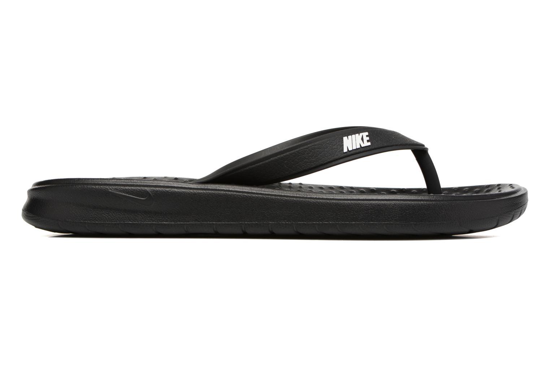 Chanclas Nike Solay Thong Negro vistra trasera