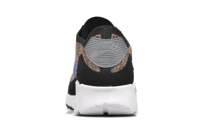 Baskets Nike W Air Max 90 Ultra 2.0 Flyknit Noir vue droite