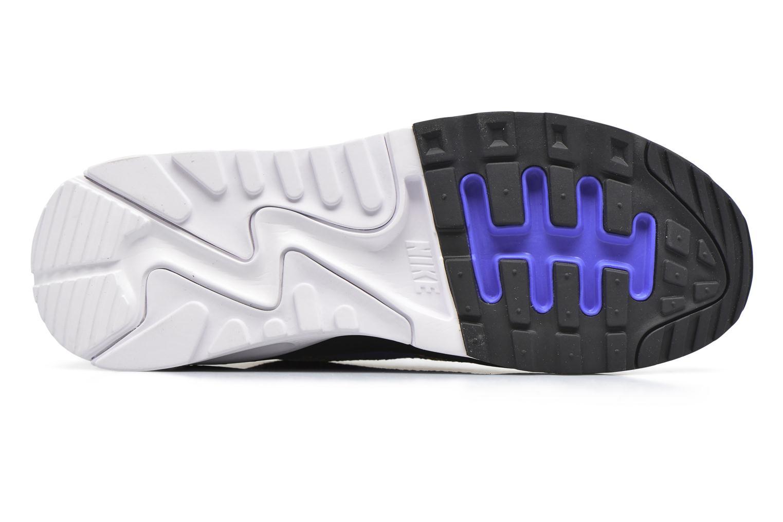 Sneaker Nike W Air Max 90 Ultra 2.0 Flyknit schwarz ansicht von oben