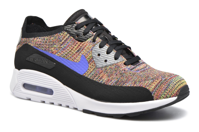 Sneakers Nike W Air Max 90 Ultra 2.0 Flyknit Nero vedi dettaglio/paio