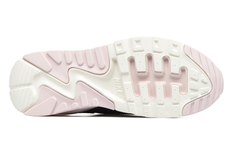 Sneaker Nike W Air Max 90 Ultra 2.0 Flyknit grau ansicht von oben