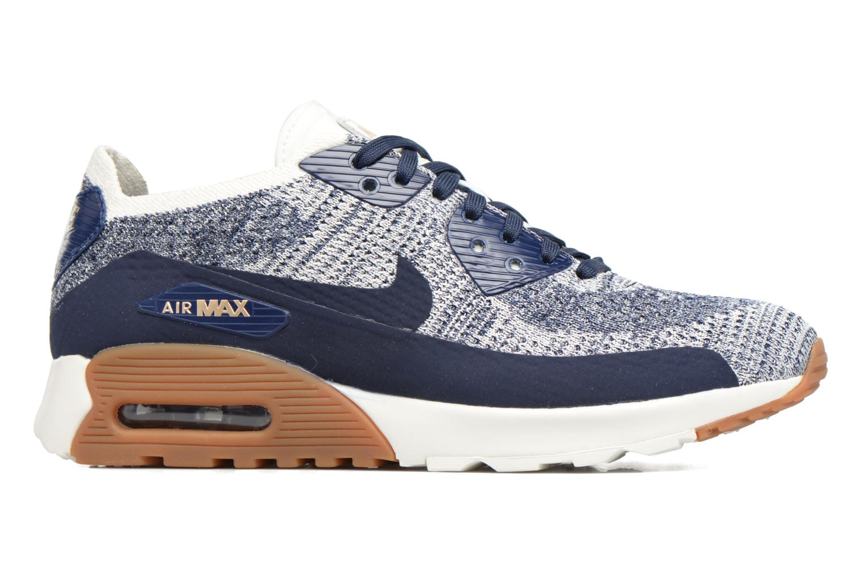 Sneakers Nike W Air Max 90 Ultra 2.0 Flyknit Blå se bagfra