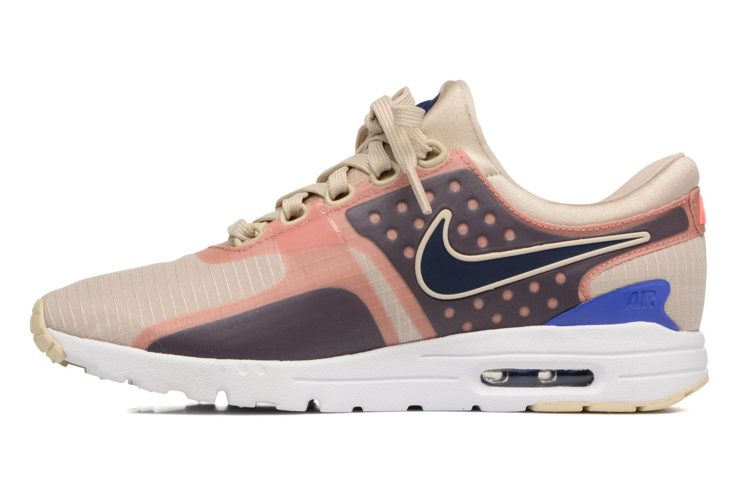 Trainers Nike W Air Max Zero Si Beige front view
