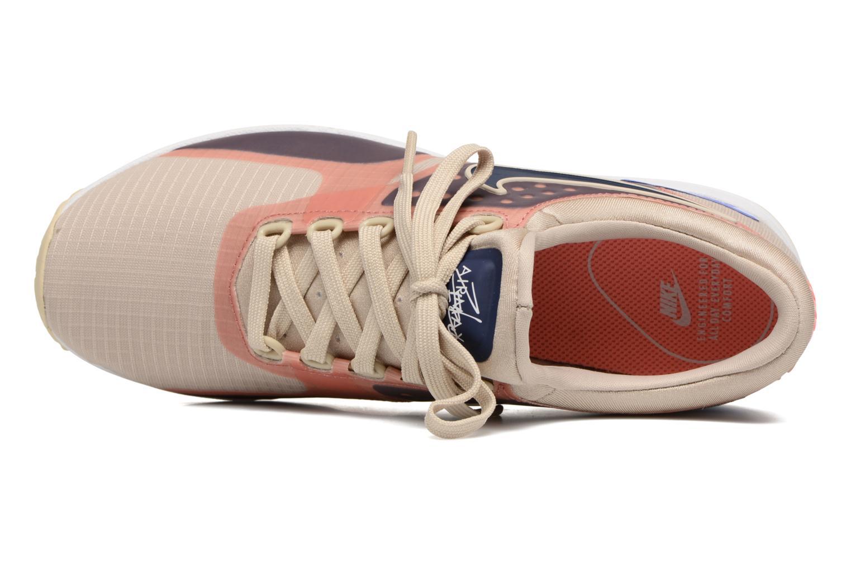 Baskets Nike W Air Max Zero Si Beige vue gauche