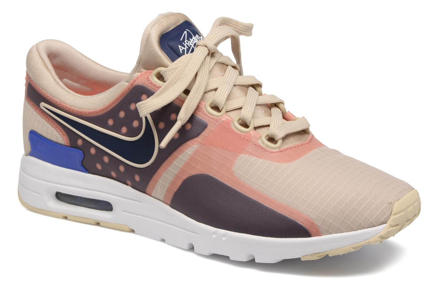 Trainers Nike W Air Max Zero Si Beige detailed view/ Pair view