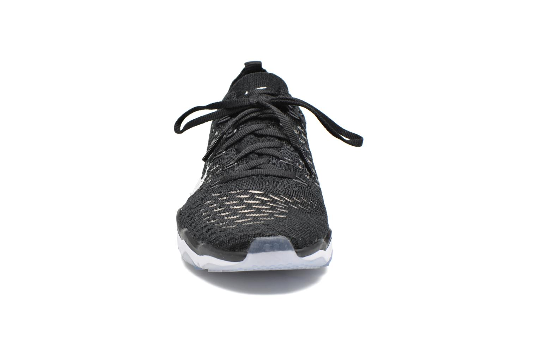 Chaussures de sport Nike W Air Zoom Fearless Flyknit Noir vue portées chaussures