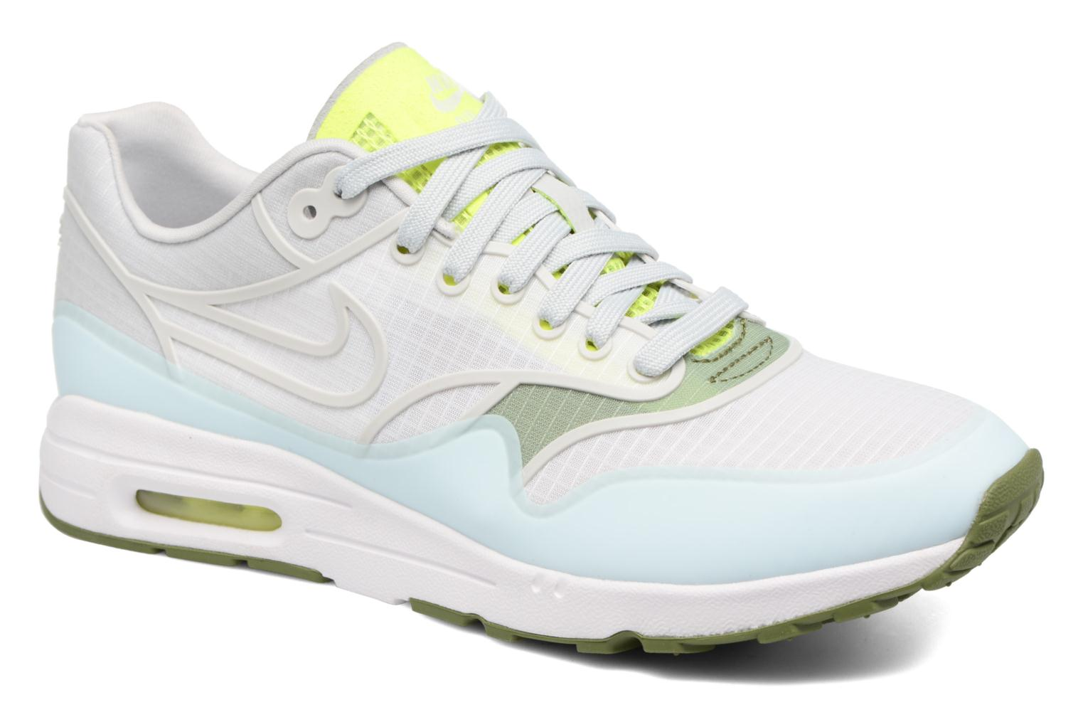 W Nike Air Max 1 Ultra 2.0 Si White/Pure Platinum-Volt-Palm Green