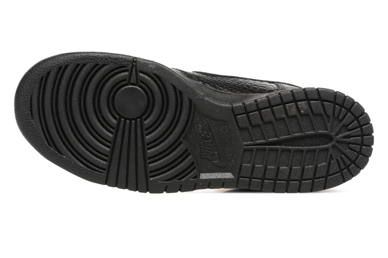W Nike Dunk Hi Lx Black/Black-Ivory