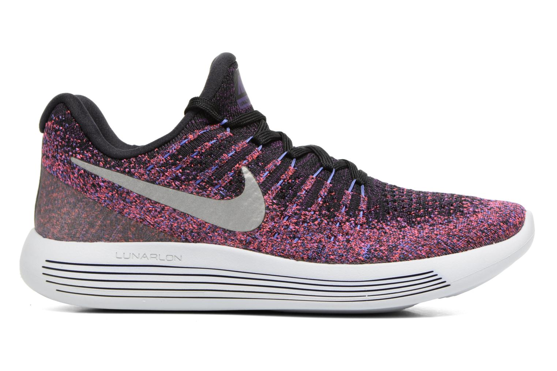 Chaussures de sport Nike W Nike Lunarepic Low Flyknit 2 Violet vue derrière