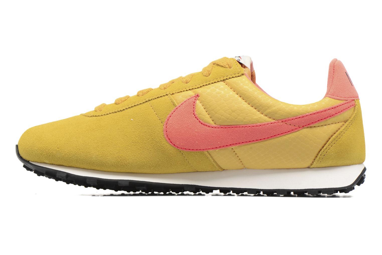 Sneakers Nike W Pre Montreal Racer Vntg Geel voorkant