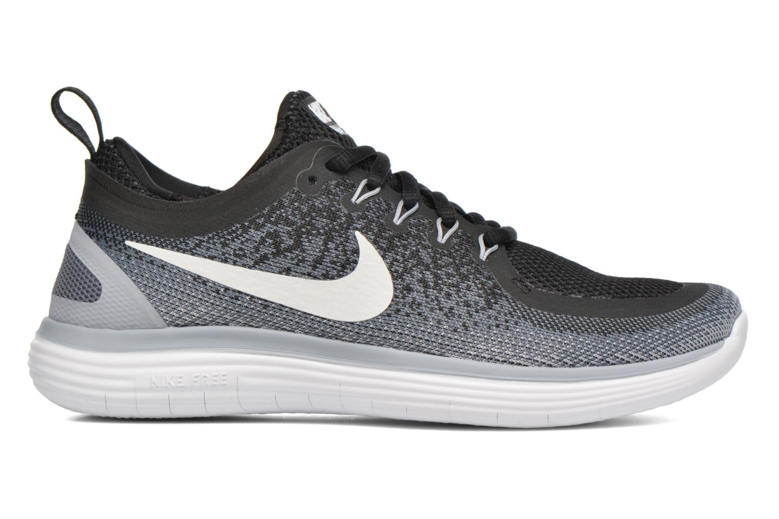 Wmns Nike Free Rn Distance 2 Black/White-Cool Grey-Dark Grey