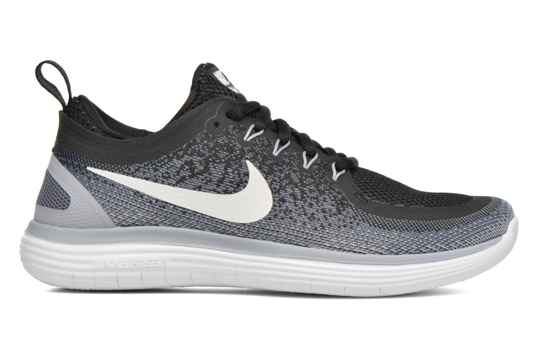Sportschuhe Nike Wmns Nike Free Rn Distance 2 schwarz ansicht von hinten