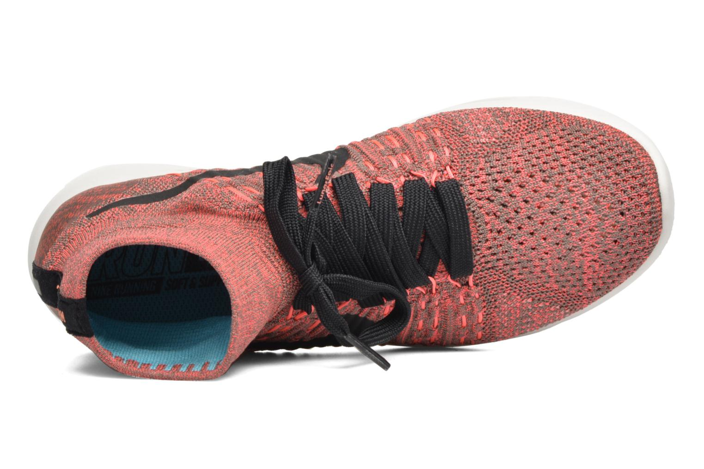 Sportssko Nike Wmns Nike Lunarepic Flyknit Brun se fra venstre