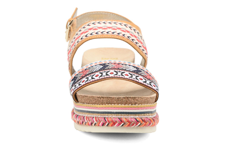Sandales et nu-pieds Bullboxer Ohio Multicolore vue portées chaussures