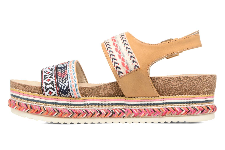 Sandales et nu-pieds Bullboxer Ohio Multicolore vue face