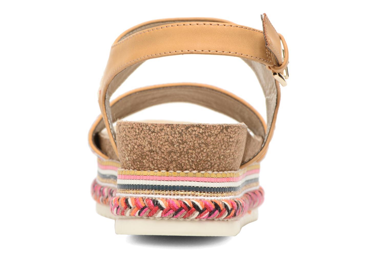 Sandales et nu-pieds Bullboxer Ohio Multicolore vue droite