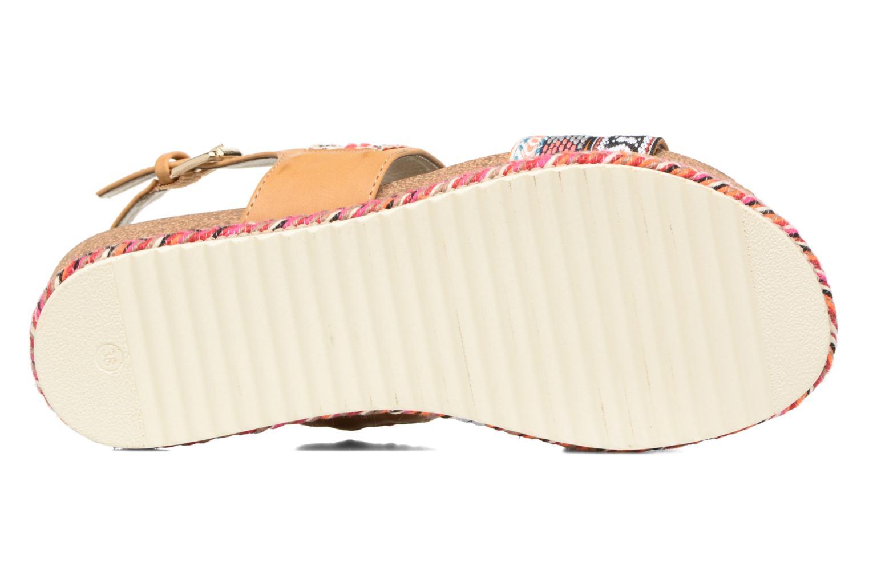 Sandales et nu-pieds Bullboxer Ohio Multicolore vue haut
