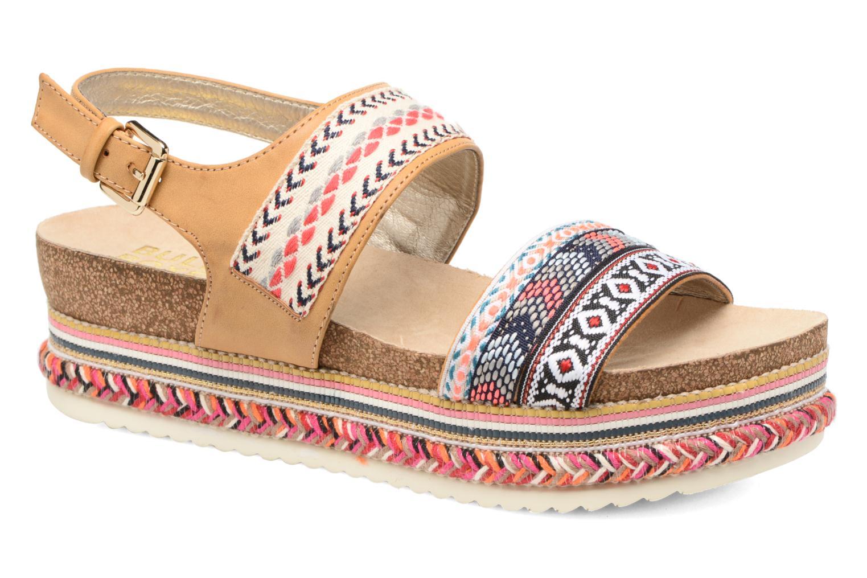 Sandales et nu-pieds Bullboxer Ohio Multicolore vue détail/paire