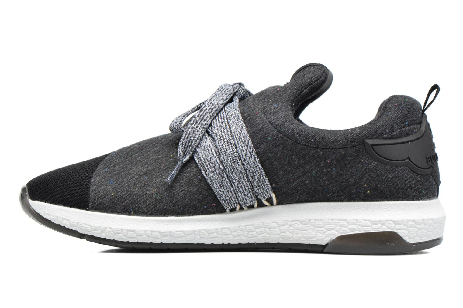 Sneakers Bullboxer Tity Nero immagine frontale