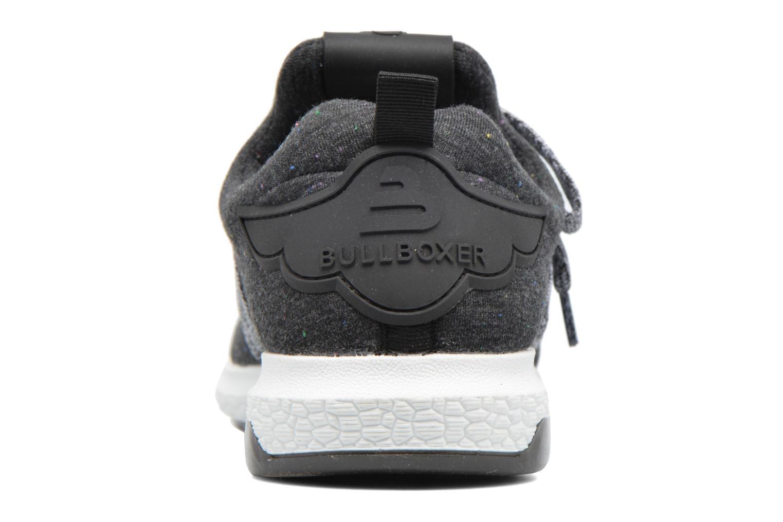 Sneakers Bullboxer Tity Nero immagine destra