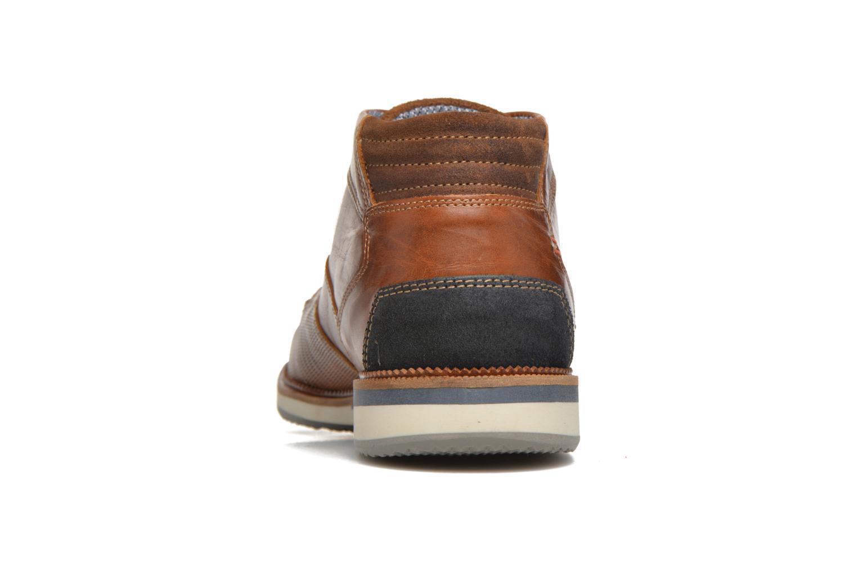 Chaussures à lacets Bullboxer Maldo Marron vue droite