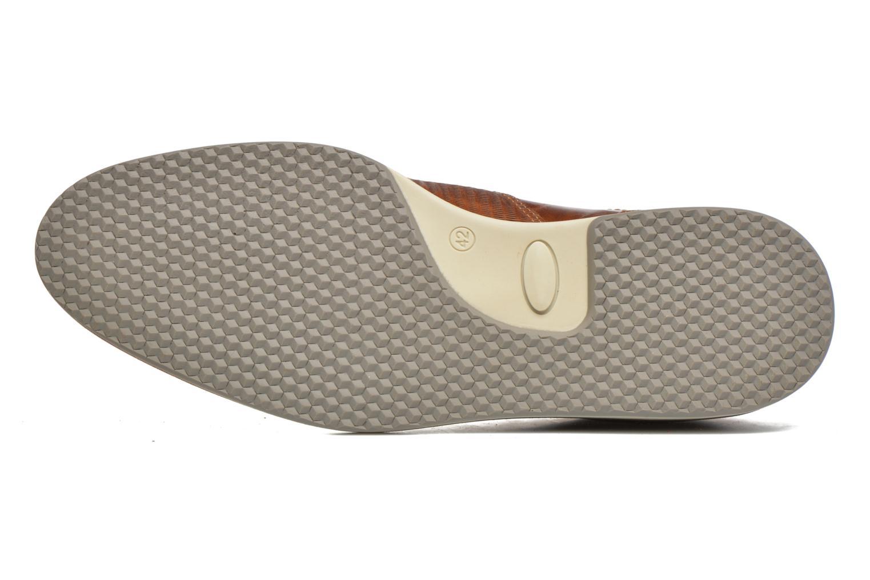 Chaussures à lacets Bullboxer Maldo Marron vue haut