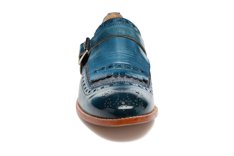 Loafers Melvin & Hamilton Amelie 42 Blå bild av skorna på