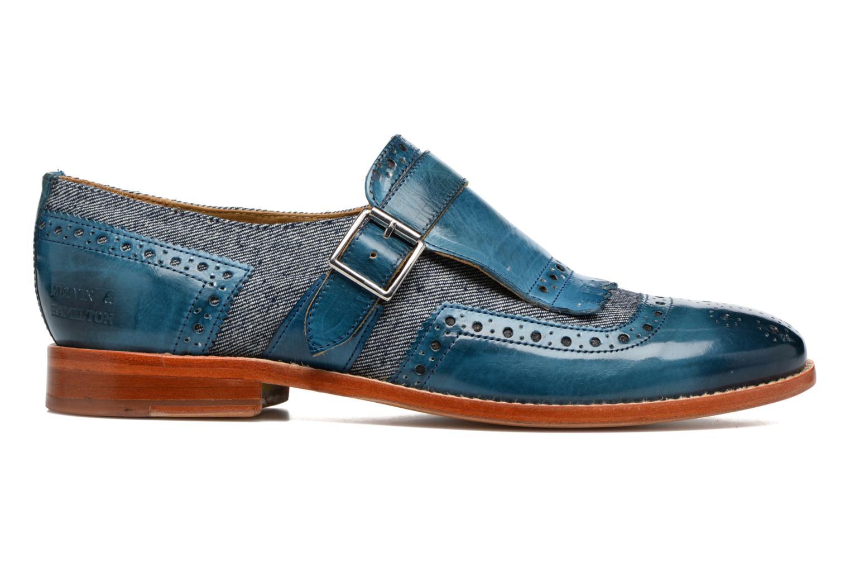 Amelie 42 Crust Mid Blue Jeans Lt Blue LS Nat