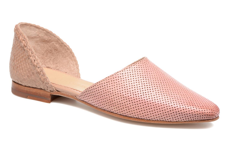 Grandes descuentos últimos zapatos 8 Melvin & Hamilton Joolie 8 zapatos (Rosa) - Bailarinas Descuento aea2bc
