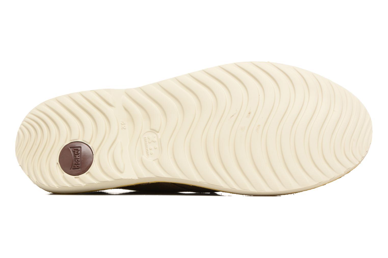 Zapatos con cordones Camper Morrys Marrón vista de arriba